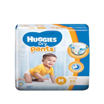 Huggies (Dry Pants Super Jumbo) M 60