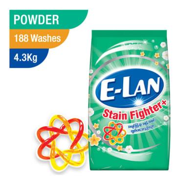 E-LAN Powder Stain Fighter + 4.3Kg