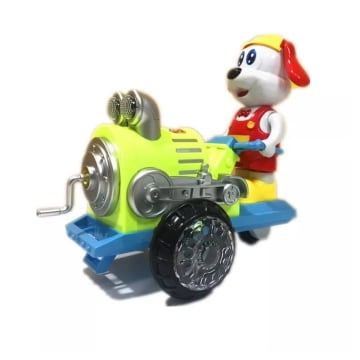 Rock Hyun Dance Tractor (3+Ages)