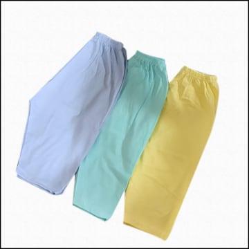 Cute Baby -Color Long Pants -(12 Months)
