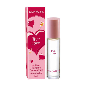 Silkygirl Roll-on Perfume Concentrate (True Love 9ml)