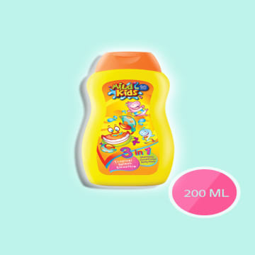 Mild Kids 3 in 1 ( Tropical Splash Smoothie ) 200ML