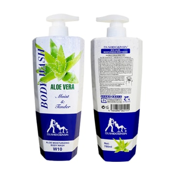 EUSHIDO - W10 Aloe Vera (Moist & Tender) (700ml)