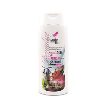 Beaute Life ShowerCream-Goat'sMilk&DragonFruit 300ml