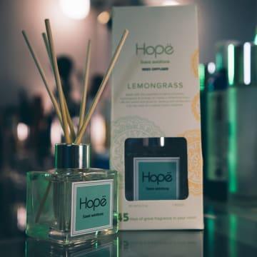Hope - Reed Diffuser Lemongrass (50ml)