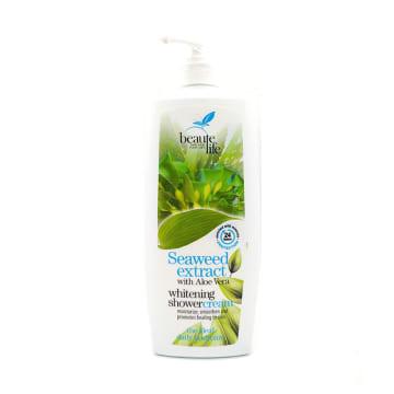 Beaute  Life Shower Cream - Seaweed  1L