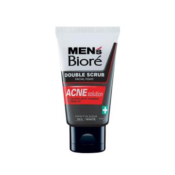 Biore - Men's Biore FACIAL FOAM ACNE DEFENSE (MBA)