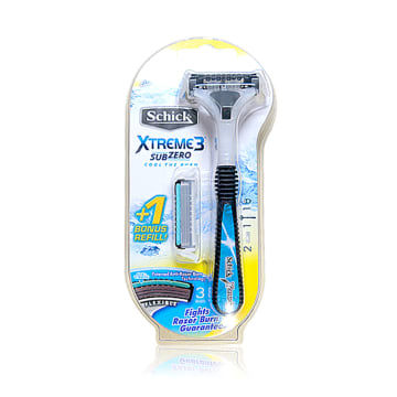 Schick XTREME 3 KIT 2'S+STICK