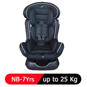SitSafe Car Seat (Black)