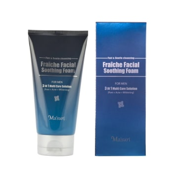 Masuri Fraiche Facial Soothing Foam(150ml)