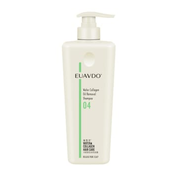 EUAVDO -04 Water Collagen Oil Removal Shampoo 600ml