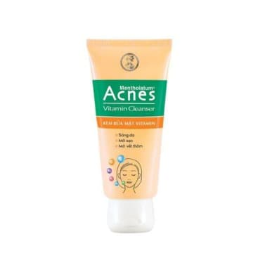 ACNES VITAMIN CLEANSER 100G (3S Formula)