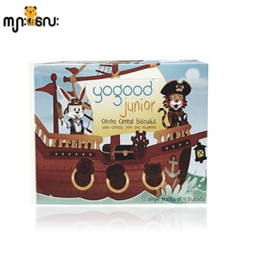 Yogood Junior Cocoa Cereal Biscuits