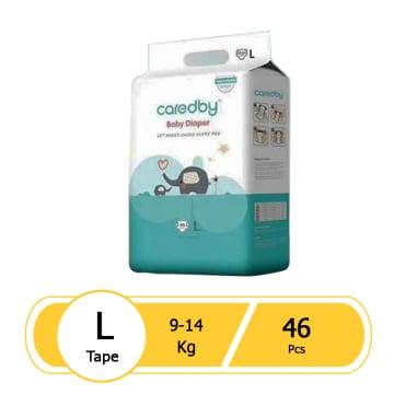 Caredby Super Baby Diaper Tape L-46