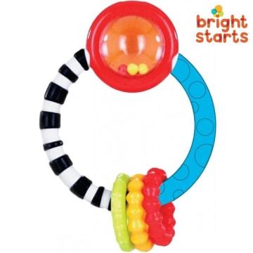 Bright Starts SYS Rattle Around