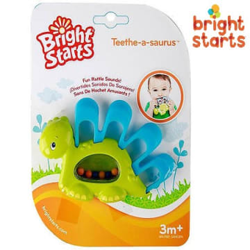 Bright Starts Teethe A Saurus