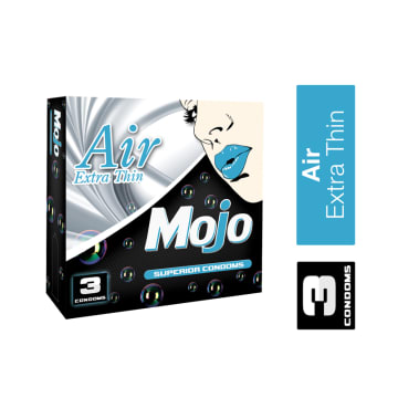 Mojo Air Superior Condom ကြန္ဒုံး