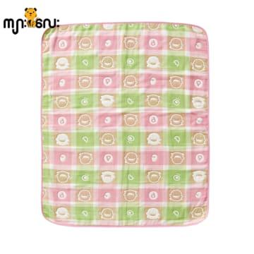 Airflow Soft Cotton Warn Blanket (Pink)