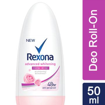 REXONA WMN RO WHTNING FRSH ROSE 50ml 67343004