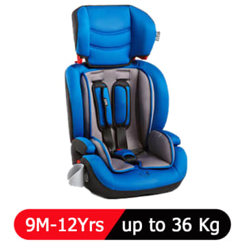 Booster Seat(Blue)