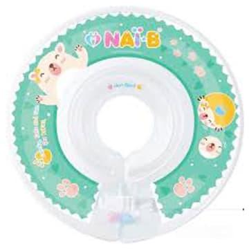 Nai-B Hamster Baby Neck Swim Tube (Mint Color)