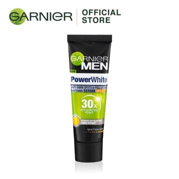 GARNIER MEN 31.Power White  Whitening Serum Cream SPF30  - 20ML