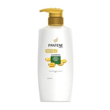 Pantene Shampoo 750ml (silky Smooth)