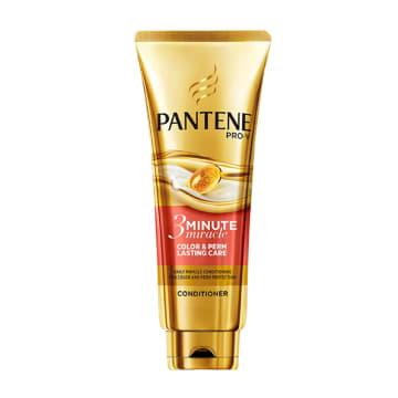 Pantene Conditioner 180ml (3minute Miracle Color & Prem)