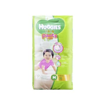 Huggies (Ultra Pants) M-36 Girl