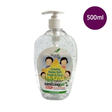 Beaute Life Hand Sterilizer 500ml - Green