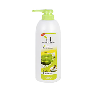 Herballines Shower Lime 1000ml
