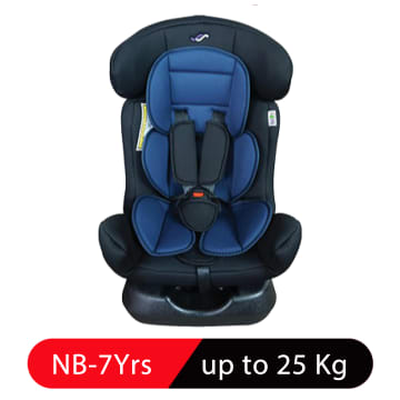 SitSafe Car Seat (Navy Black)
