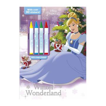 Disney Princess Winter Wonderland
