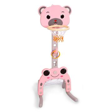 BE BE Baby Basckball Playground  (Pink)