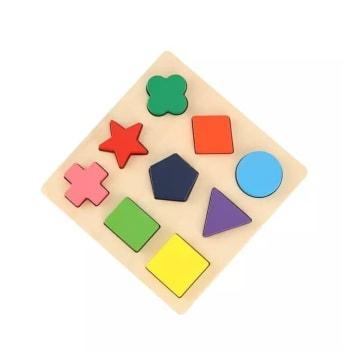Puzzle ( shape ၆မ်ိး )