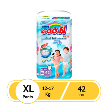 Goo.N Pants XL 42 Pcs