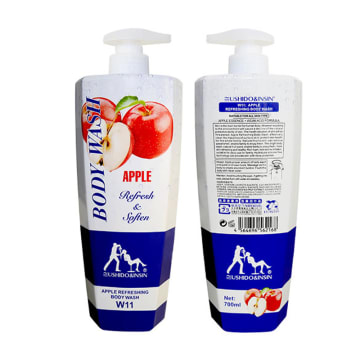 EUSHIDO - W11 Apple (Refresh & Soften) (700ml)