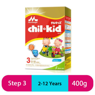 Morinaga chil kid  (2-12 years) 400g