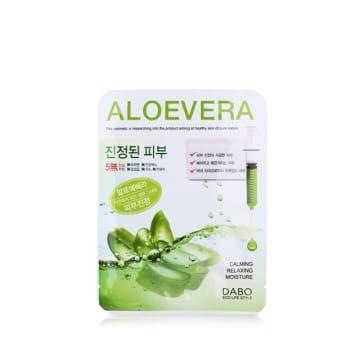 DABO Aloevera Mask (23g)