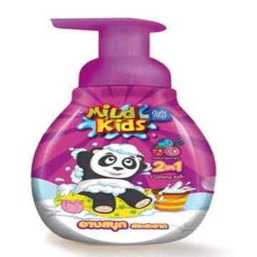 Babi Mild (Mild Kid Mixed Berries 2 in 1 Bath)250ml