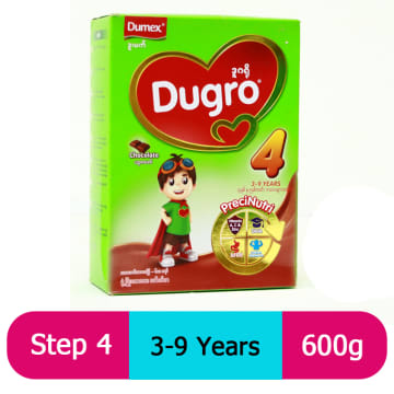 Dumex Dugro Step-4 (600g)
