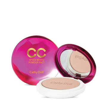 Cathy Doll CC Powder Pact 12g (#25 Honey Beige)