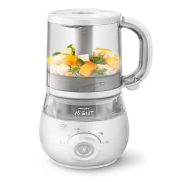 4 in 1 baby food steamer & blender 220 - SCF-875/02