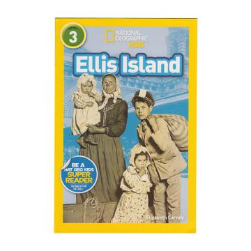 National Geographic Kids Ellis Island