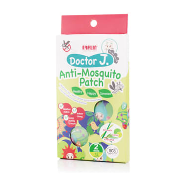 Farlin Anti Mosquito Patch (DOCTOR J.)- BCK-002