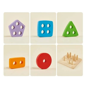 Four Column Shape Matching (3Years+)