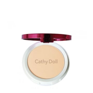 Cathy Doll CC Powder Pact 12g (#23 Natural Beige)