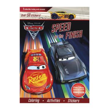 Disney Pixar Cars 3 Speed to the Finish