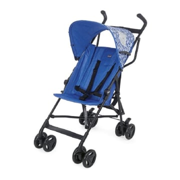 Chicco Snappy Stroller Blue Whales