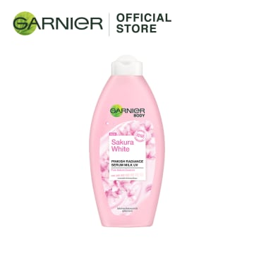 GARNIER GARNIER Sakura White Serum Milk Body Lotion - 120ML
